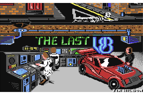 The Last V8 (C64) | Retro World