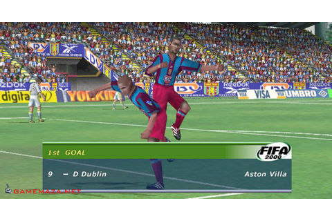 FIFA 2000 Free Download - Game Maza