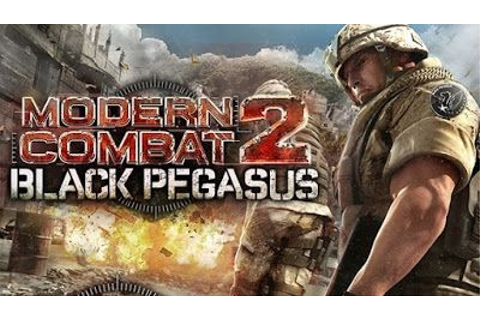 Modern Combat 2 Black Pegasus Apk + Data for Android All ...