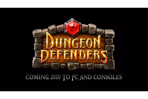 Dungeon Defenders - Announcement Trailer - YouTube