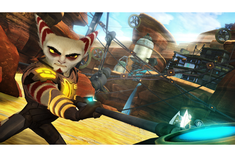 Ratchet & Clank Future: A Crack In Time - PS3 - Ratchet Galaxy