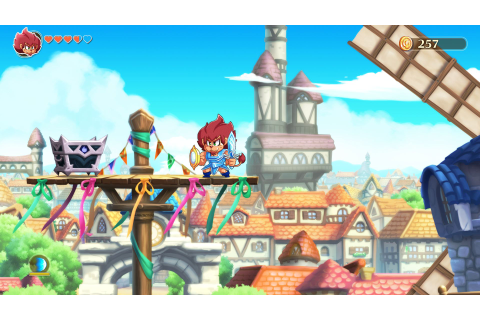 Monster Boy and the Cursed Kingdom: Entwicklung mit ...