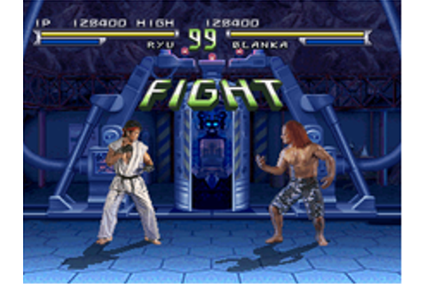 Street Fighter: The Movie (console video game) - Wikipedia