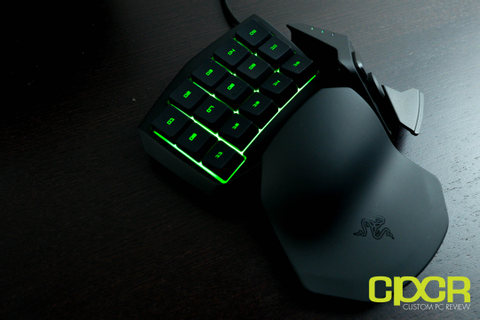 Review: Razer Tartarus Gaming Keypad | Custom PC Review