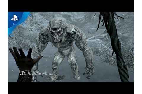 The Elder Scrolls V: Skyrim VR Game | PS4 - PlayStation