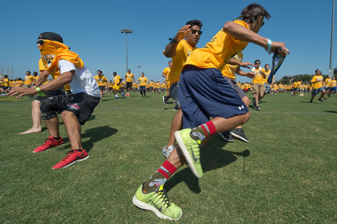 Largest game of capture the flag: UC Irvine breaks ...