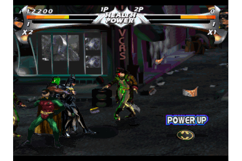Batman Forever: The Arcade Game (1996 - DOS). Ссылки ...