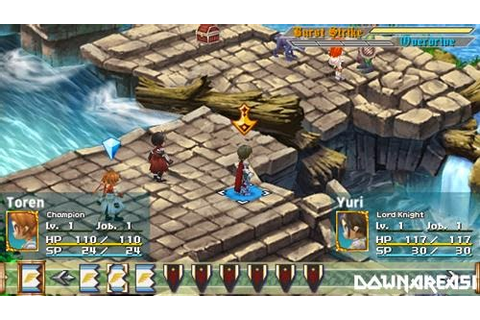 Ragnarok Tactics PSP ISO - Download Game PS1 PSP Roms Isos ...