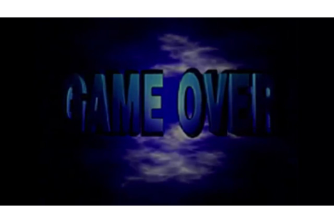 Game Over: Sonic 3D - Flickies Island (Sega Saturn) - YouTube