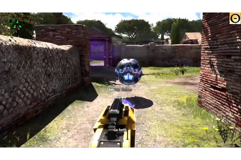 The Talos Principle PS4 Gameplay - EXP - YouTube