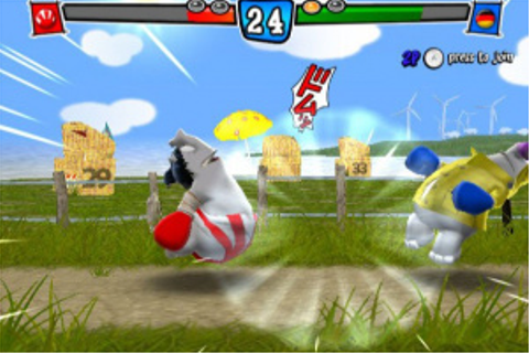 Karate Phants: Gloves of Glory (WiiWare) Game Profile ...