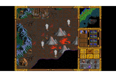 Heroes of Might and Magic: A Strategic Quest (PC DOS ...