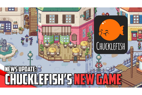 Spellbound (Witchbrook): Chucklefish Studio's New Game ...