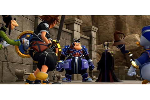 Kingdom Hearts III Review – A Main Attraction Worth ...