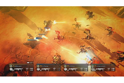 Review: Helldivers