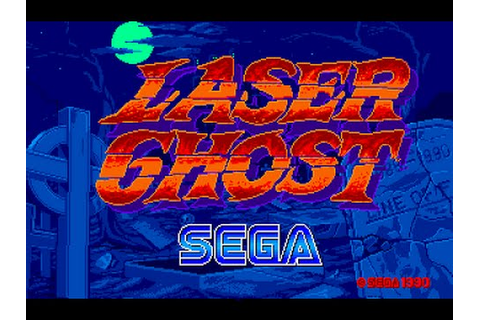 Laser Ghost - Arcade Longplay - SEGA 1989 - YouTube