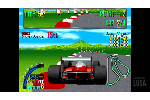 F1 Exhaust Note - 1991 (Gameplay) - YouTube