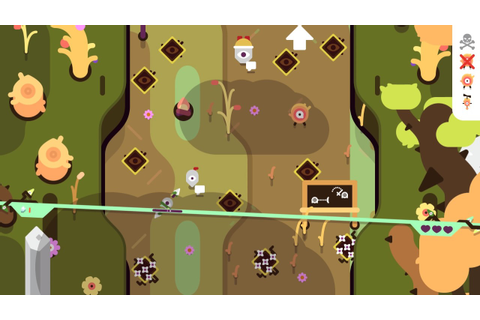 TumbleSeed - First 10 minutes gameplay - YouTube
