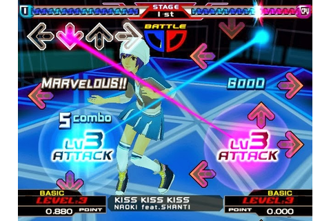 PS2 Cheats Code: DDRMAX: Dance Dane Revolution 6th Mix