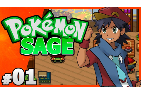 Pokemon Sage Demo (Fan Game) Part 1 THIS IS BEAUTIFUL ...