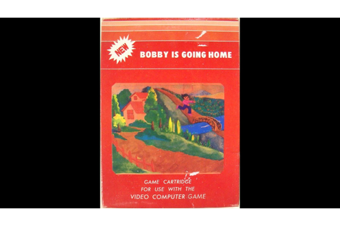 Bobby is Going Home (Atari 2600) - Game Play - YouTube