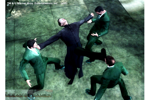 The Matrix Path of Neo Free Download - Ocean Of Games