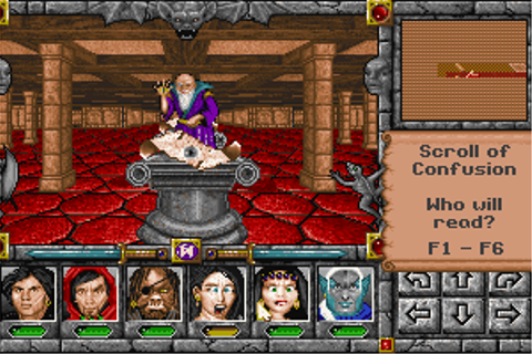 Download Might and Magic: Clouds of Xeen - My Abandonware