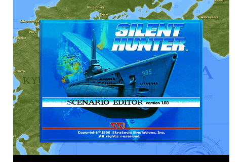 Silent Hunter Patrol Disk #2 Screenshots for DOS - MobyGames