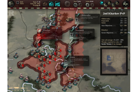Unity of Command: a new WW2 strategic game from ...