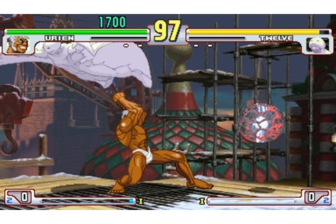 Street Fighter III 3rd Strike: Fight for the Future (Game ...