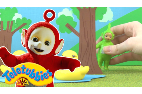 Teletubbies: Play Hide & Seek | Toy Play Video | Play ...