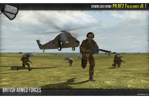 British Armed Forces image - Project Reality: Battlefield ...