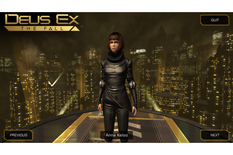 Super Adventures in Gaming: Deus Ex: The Fall (PC)