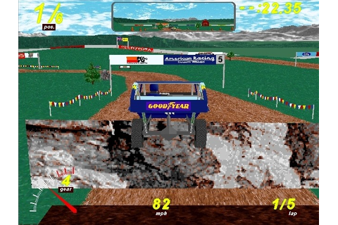 Скриншоты SODA Off-Road Racing на Old-Games.RU
