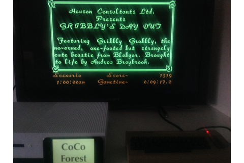 Gribbly's Day Out (Commodore 64 Emulated) high score by ...