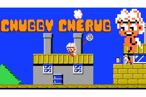 Chubby Cherub (NES) - YouTube