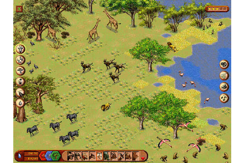 Sim Safari | Game Tak Terbatas