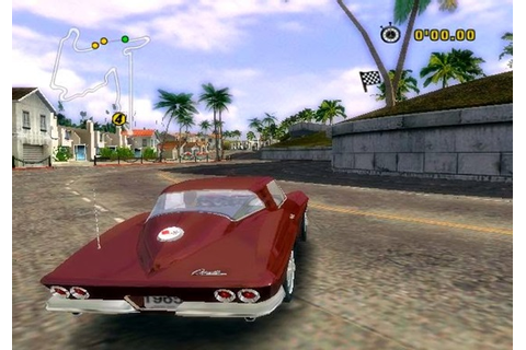 Corvette Game - Free Download Full Version For PC