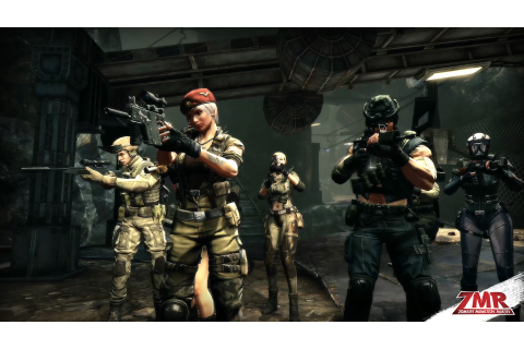 Mercenary Ops devs reveal spiritual successor Zombies ...