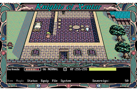 Download Knights of Xentar - My Abandonware