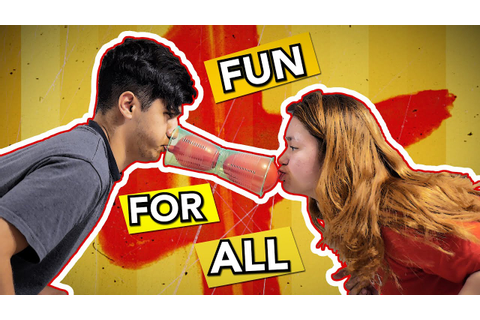 10 Fun Party Games For All Ages | Easy DIY Cup Party Games ...