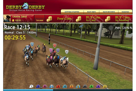5 Great Horse Racing Games - Play Horse Games - Free ...