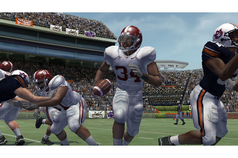 NCAA® Football 07 Game | PS2 - PlayStation