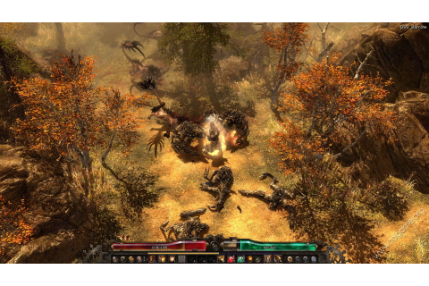 Grim Dawn - Tai game | Download game Hành động