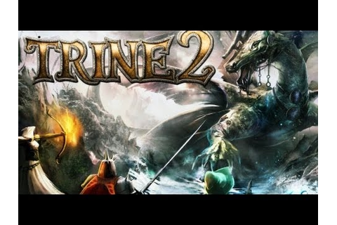 Trine 2 Game Preview - YouTube