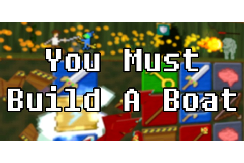 You Must Build A Boat v1.0.1619 – AndryDroidGames