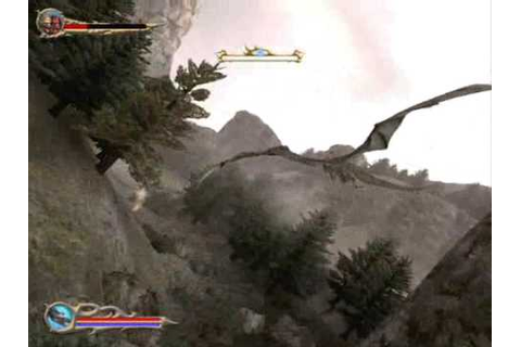 RIDING SAPHIRA IN ''ERAGON'' (PC GAME) - YouTube
