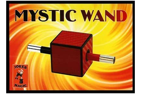 Amazon.com: Mystic Wand by Joker Magic: Toys & Games
