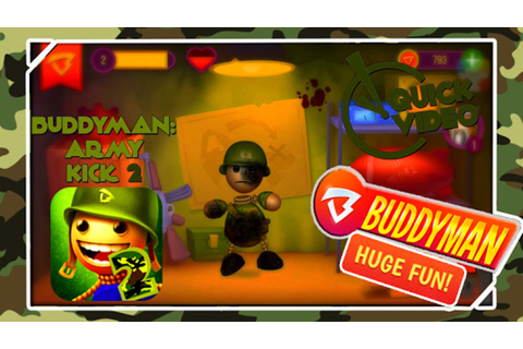 Super Buddyman Kick 2 The Weapons Games for Android - Download