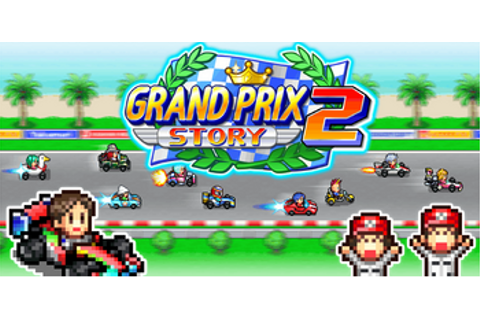 Grand Prix Story 2 | Kairosoft Wiki | FANDOM powered by Wikia